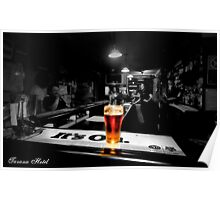 Bar Room Light Poster