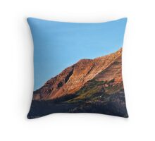 Great Northern Mountain Throw Pillow