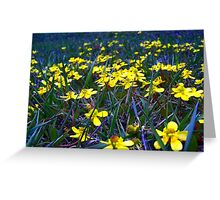 Spring at Last! Greeting Card