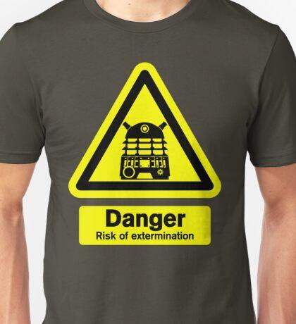 Dalek Danger! Unisex T-Shirt