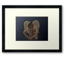 I'll Watch Over You Framed Print
