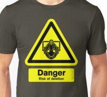 Cyberman Danger! Unisex T-Shirt