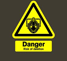 Cyberman Danger! Unisex T-Shirt