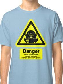 Sontaran Danger! Classic T-Shirt