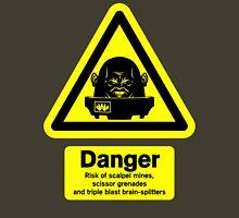 Sontaran Danger! Unisex T-Shirt