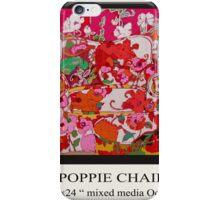 POPPIE CHAIR iPhone Case/Skin