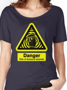 Tardis Danger! Women's Relaxed Fit T-Shirt