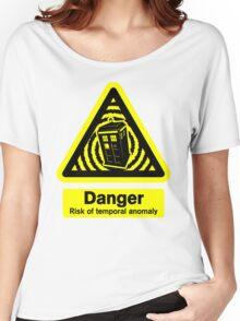 Tardis Danger! Women's Relaxed Fit T-Shirt