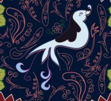 Russian Inspired Pattern Sticker