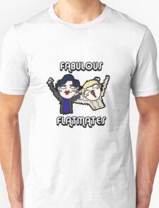 Fabulous Flatmates T-Shirt