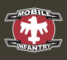 Mobile Infantry by McPod