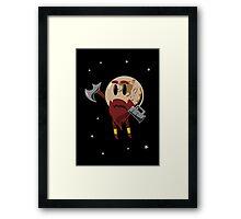 Pluto, the Dwarf Planet Framed Print