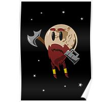 Pluto, the Dwarf Planet Poster