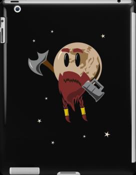 Pluto, the Dwarf Planet by jezkemp