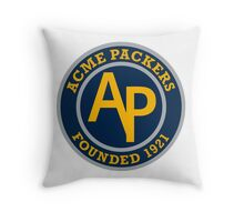 ACME Green Bay Packers Throw Pillow