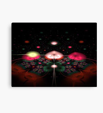 Sliced Fruits 3d Canvas Print