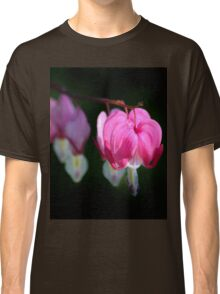 Floral Hearts Classic T-Shirt