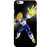 Vegeta Final Flash iPhone Case/Skin