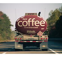 Coffee Photographic Print
