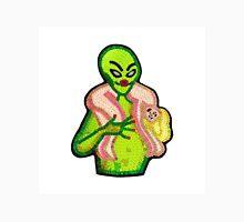 Bad Aliens Scarf Unisex T-Shirt