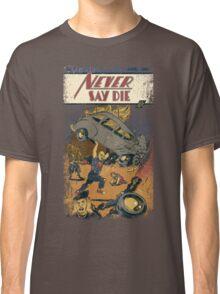 Super Sloth issue No. 1 Classic T-Shirt