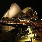 Sydney Opera House by Lee Harvey