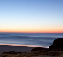 Sunrise - Cave Beach by DanielleHelmers