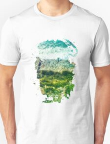 Land, Cliff, Sea T-Shirt