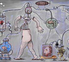strange worlds from a strange mind No:5 - modern family by Loui  Jover