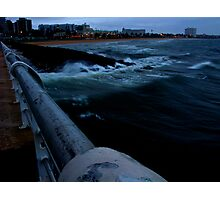 Rolling Storm Photographic Print
