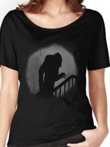 Nosferatu Silhouette Women's Relaxed Fit T-Shirt