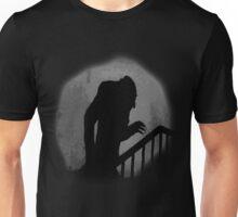 Nosferatu Silhouette Unisex T-Shirt