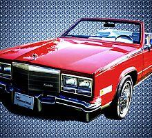 A Classy Classic:  1968 Cadillac Eldorado by AuntDot
