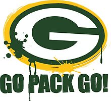 GO PACK GO! by KeithSwo