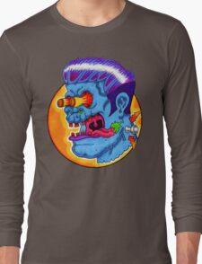 Freaky Frankie (Blue Variant) Long Sleeve T-Shirt