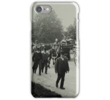 Vintage photo - Aldwincle, Northamptonshire iPhone Case/Skin