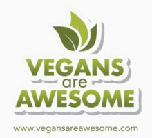 Vegans are Awesome by Algurt