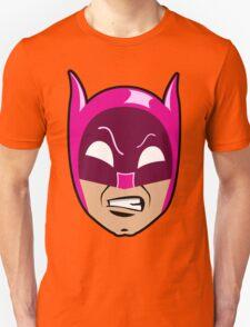 B-Man Pink Cowl T-Shirt