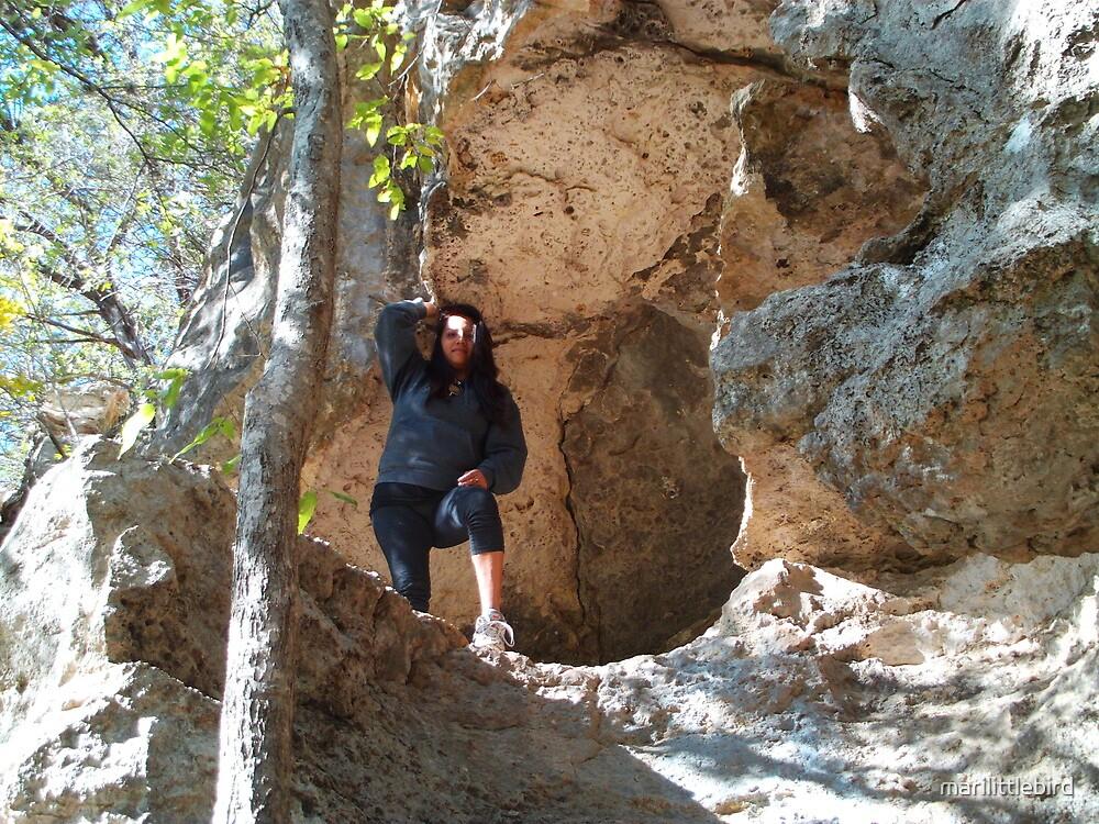 Cave by marilittlebird
