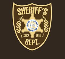 King County Sheriffs Department Unisex T-Shirt