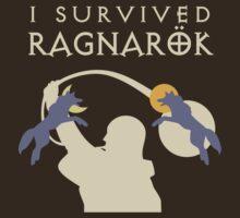 I Survived Ragnarok (Wolves) by jezkemp