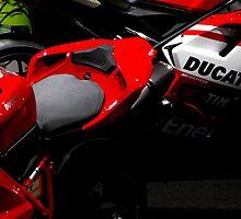 Ducati 1198 SP by Lee Harvey