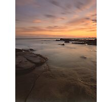 """The Gentle Tide"" ∞ Caloundra, QLD - Australia Photographic Print"