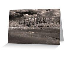 Blackstone River Greeting Card