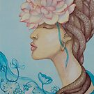 Lotus Dream by Yuliya Glavnaya