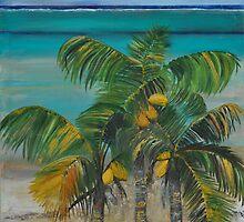 Coconut Bay  by Gigi Guimbeau