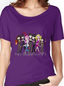 Design Season 3 Characters Women's Relaxed Fit T-Shirt