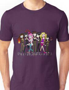 Design Season 3 Characters Unisex T-Shirt