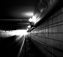 Tunnel Vision 2 by Charlie Rivero