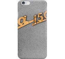 vespa 150 iPhone Case/Skin